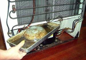 Refrigerator water leak - Atlanta City Appliance Repair